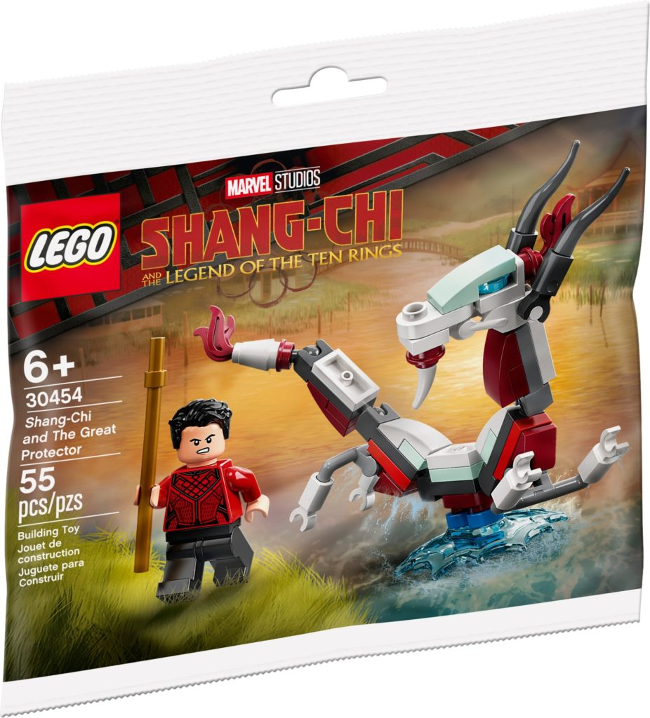 LEGO Marvel 30454 Shang-Chi und The Great Protector | ©LEGO Gruppe