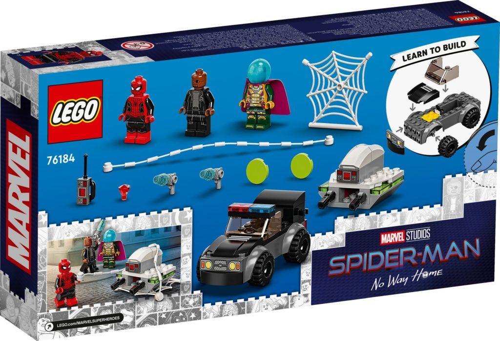 LEGO Marvel 76184 Mysterios Drohnenattacke auf Spider-Man | ©LEGO Gruppe
