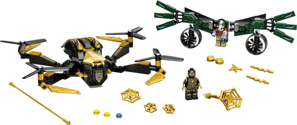 LEGO Marvel 76195 Spider-Mans Drohnenduell | ©LEGO Gruppe
