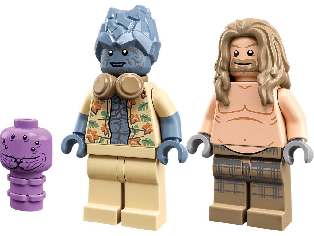 LEGO Marvel 76200 Bro Thor's New Asgard | ©LEGO Gruppe