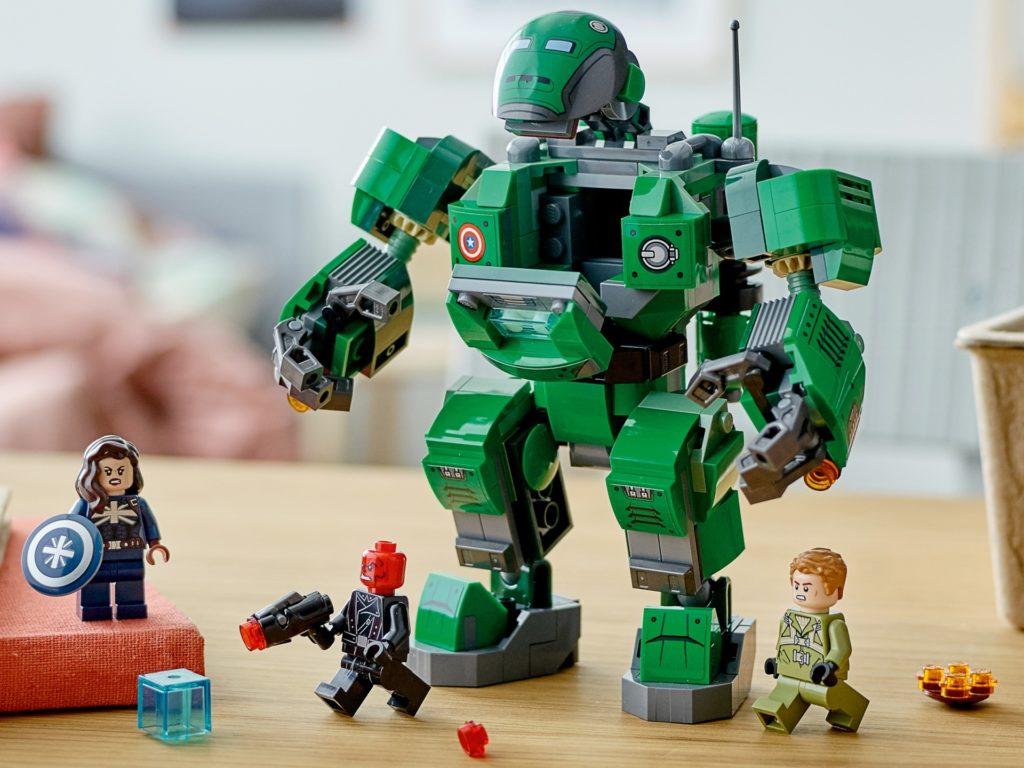 LEGO Marvel 76201 Captain Carter & The Hydra Stomper | ©LEGO Gruppe