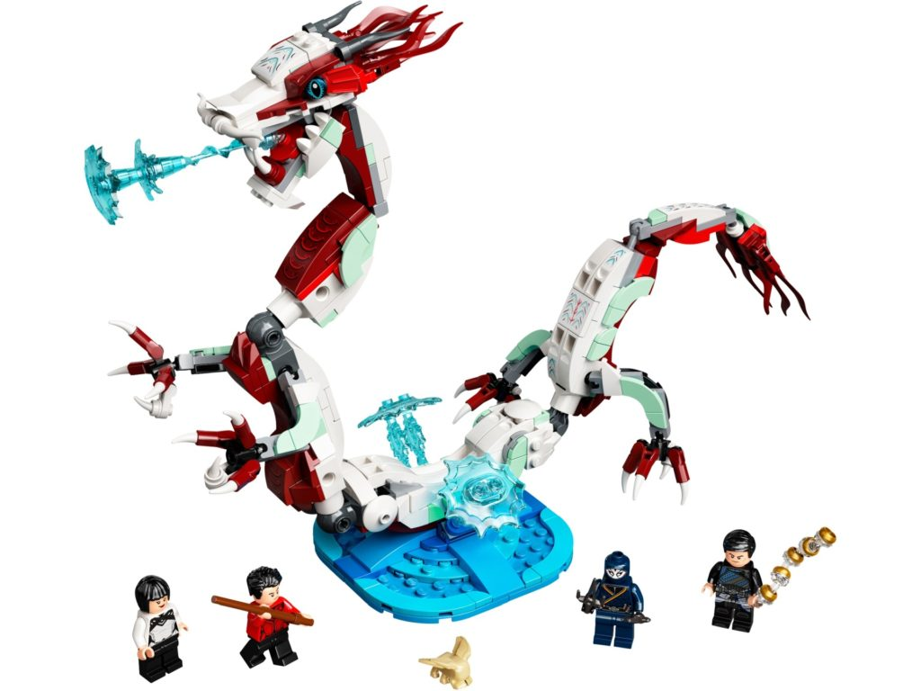 LEGO Marvel 76177 Kräftemessen im antiken Dorf | ©LEGO Gruppe
