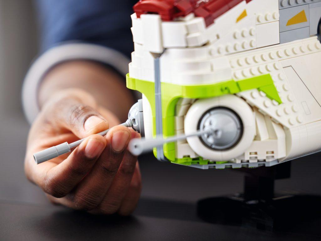 LEGO Star Wars 75309 UCS Republic Gunship | ©LEGO Gruppe