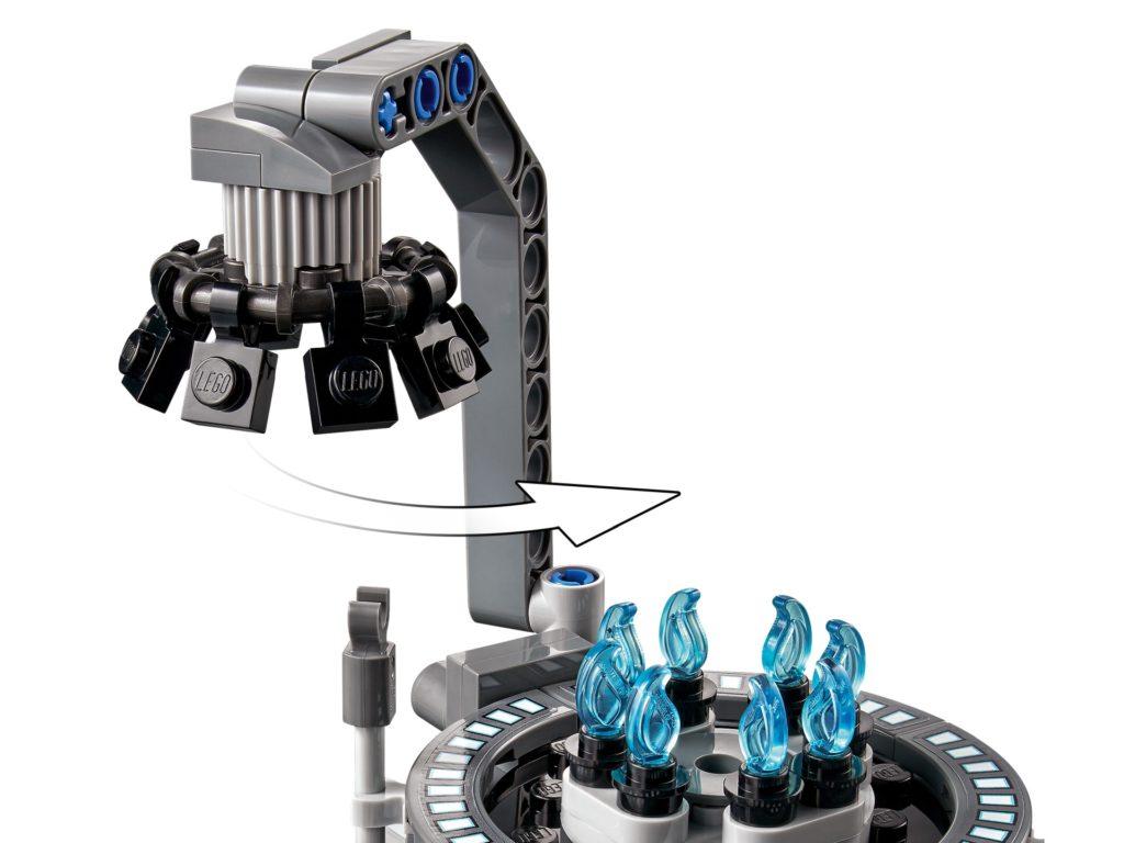 LEGO Star Wars 75319 Die mandalorianische Schmiede der Waffenschmiedin | ©LEGO Gruppe