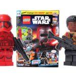Review - LEGO® Star Wars™ Magazin Nr. 74 mit Sith Trooper und Finn | ©Brickzeit