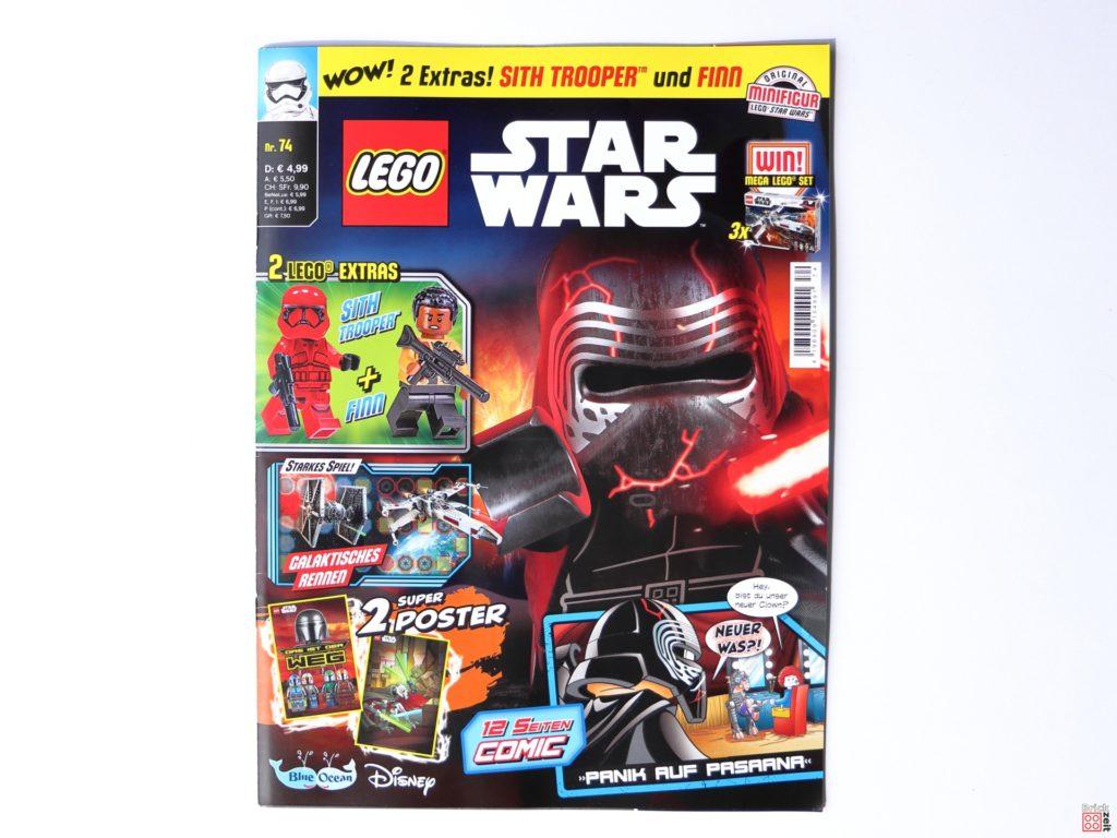 Cover vom LEGO® Star Wars™ Magazin Nr. 74 | ©Brickzeit