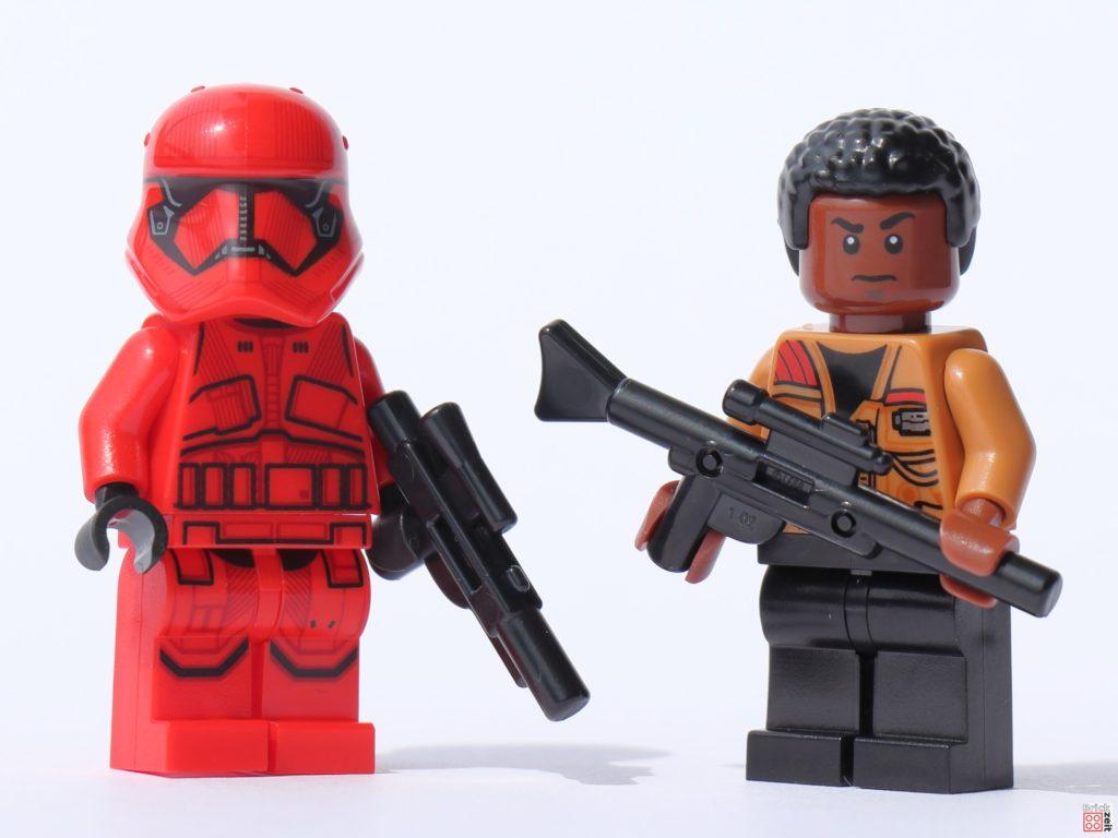 Sith Trooper und Finn aus dem LEGO Star Wars Magazin Nr. 74 | ©Brickzeit