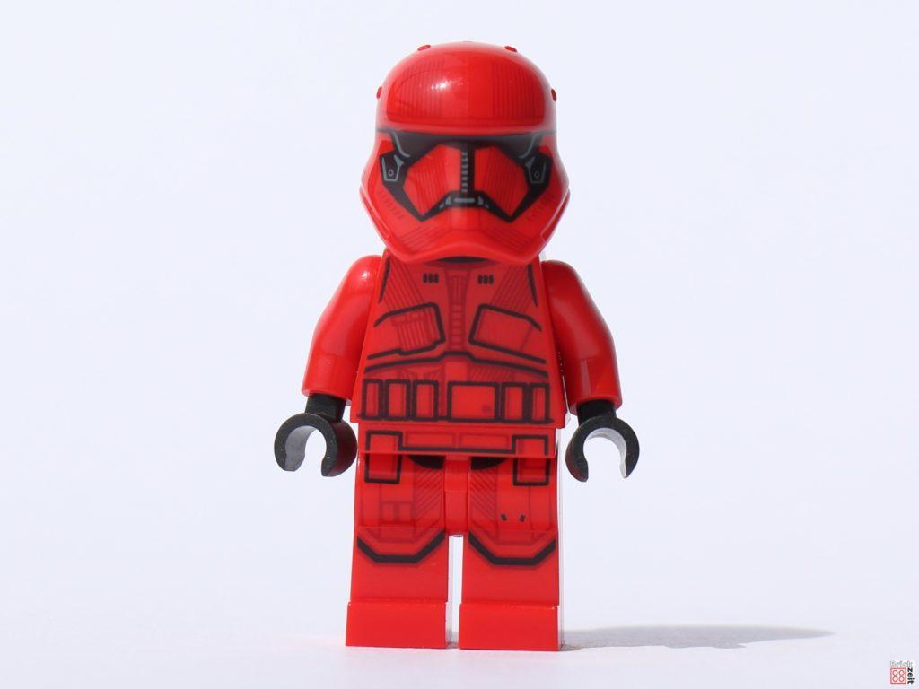 LEGO Sith Tropper, Vorderseite | ©Brickzeit