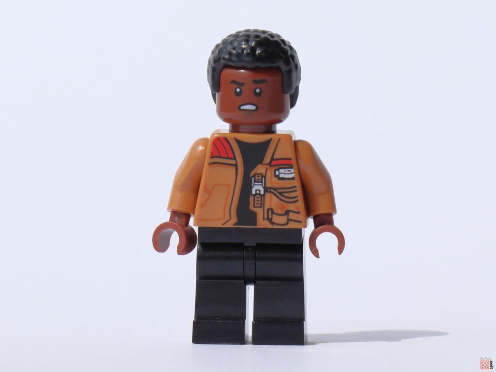 LEGO Finn mit alternativem Gesicht | ©Brickzeit