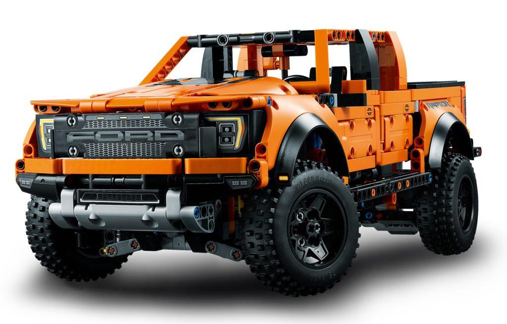 LEGO Technic 42126 Ford F-150 Raptor | ©LEGO Gruppe