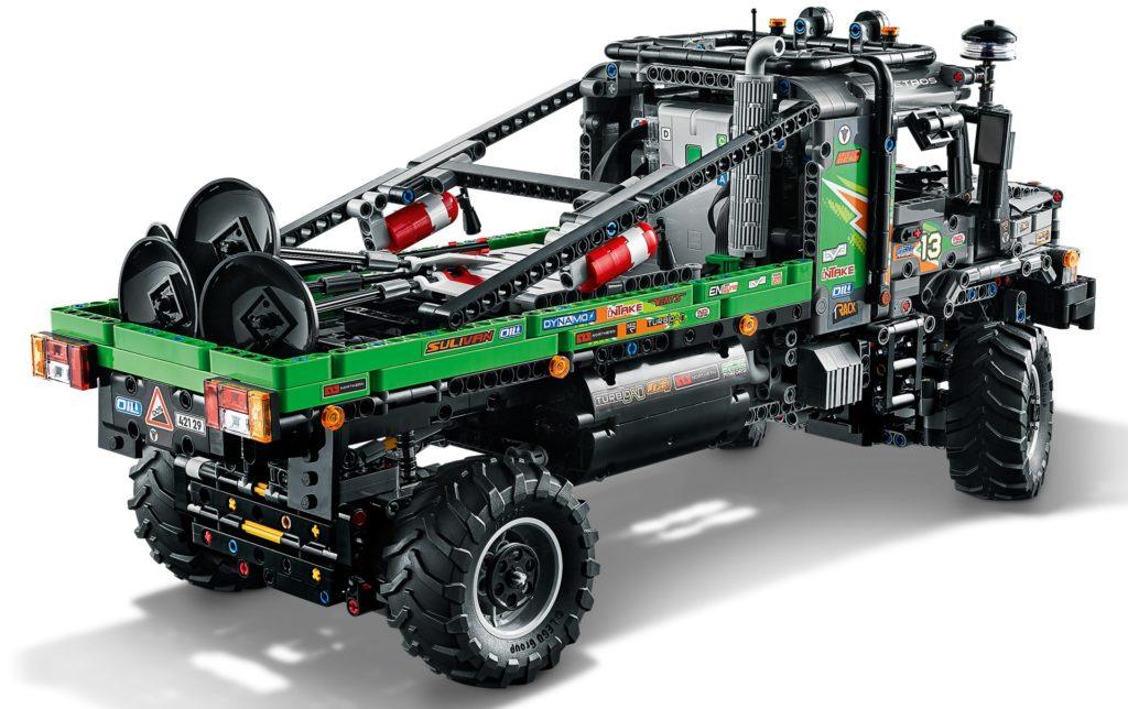 LEGO Technic 42129 4x4 Mercedes-Benz Zetros Offroad-Truck | ©LEGO Gruppe