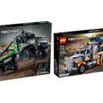 LEGO Technic Neuheiten August 2021 | ©LEGO Gruppe