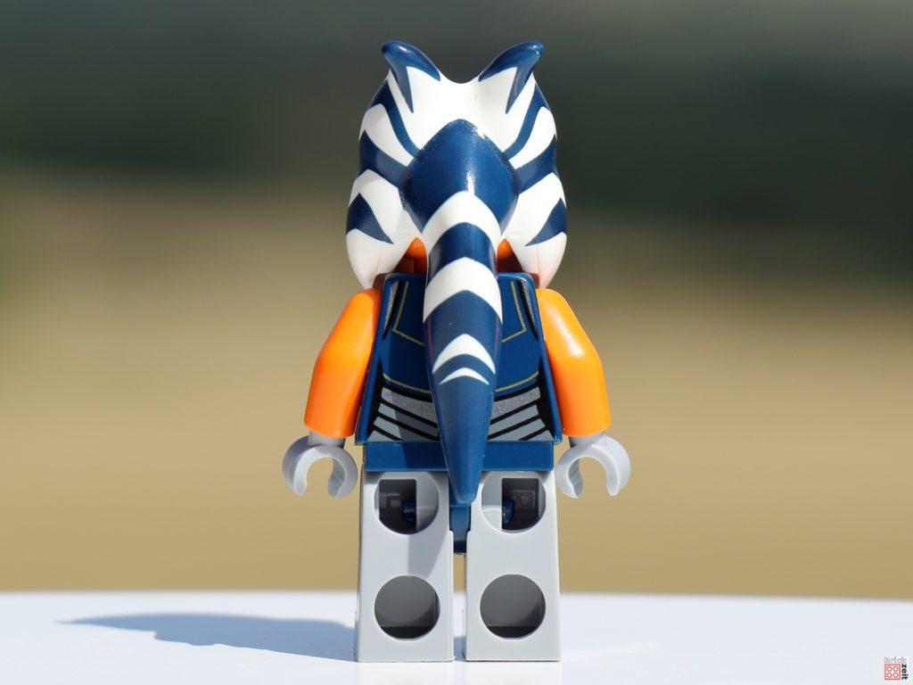 LEGO Ahsoka Tano, Rückseite   ©Brickzeit