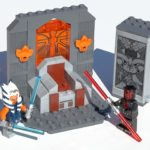 Review - LEGO Star Wars 75310 Duell auf Mandalore
