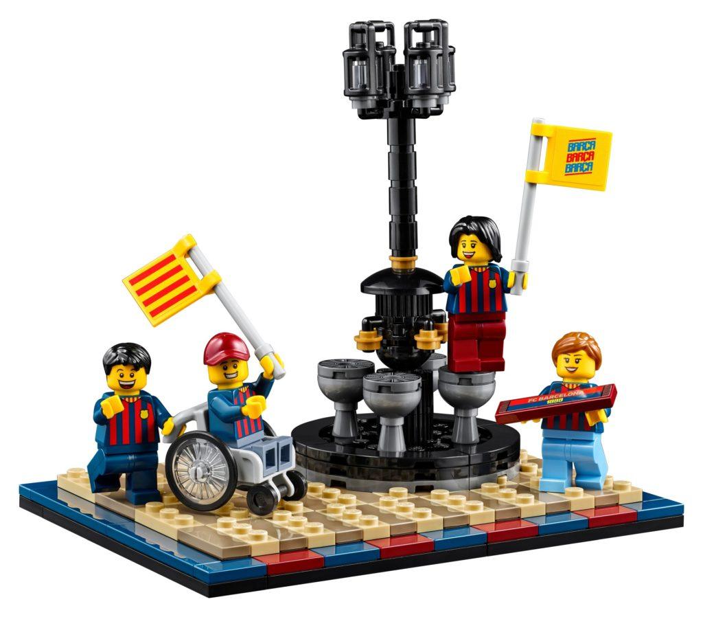 LEGO 40485 FC Barcelona Celebration | ©LEGO Gruppe