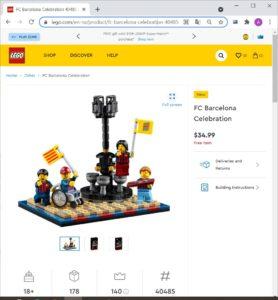 LEGO 40485 im LEGO Online Shop Neuseeland | ©LEGO Gruppe