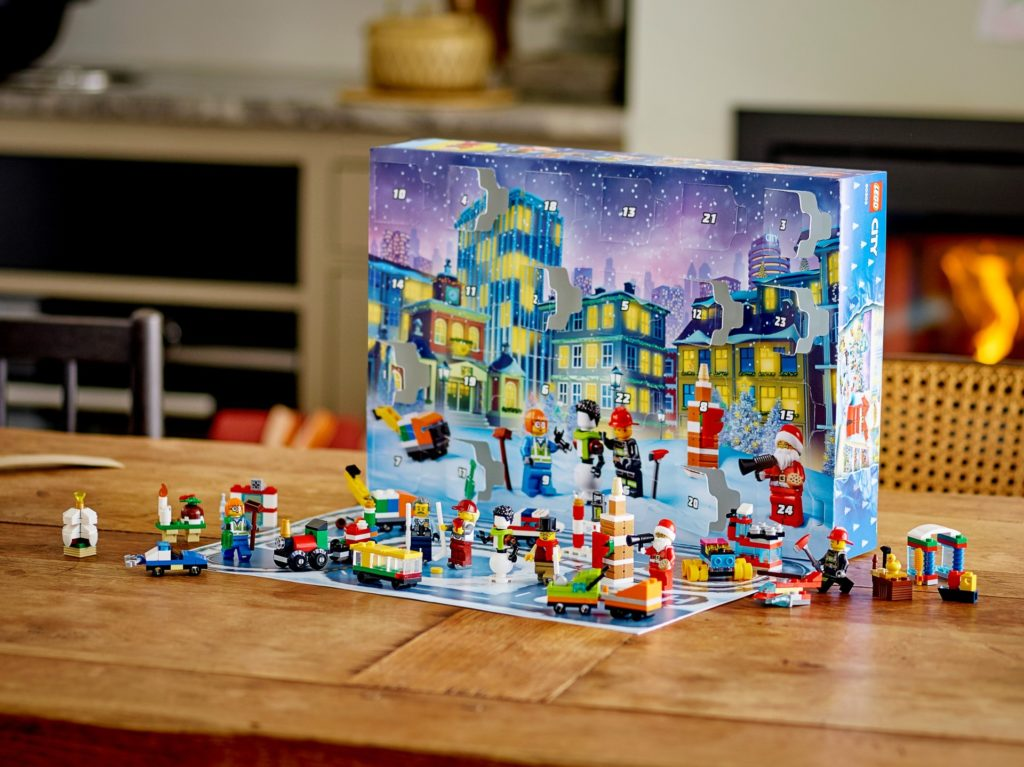 LEGO City 60303 Adventskalender 2021 | ©LEGO Gruppe