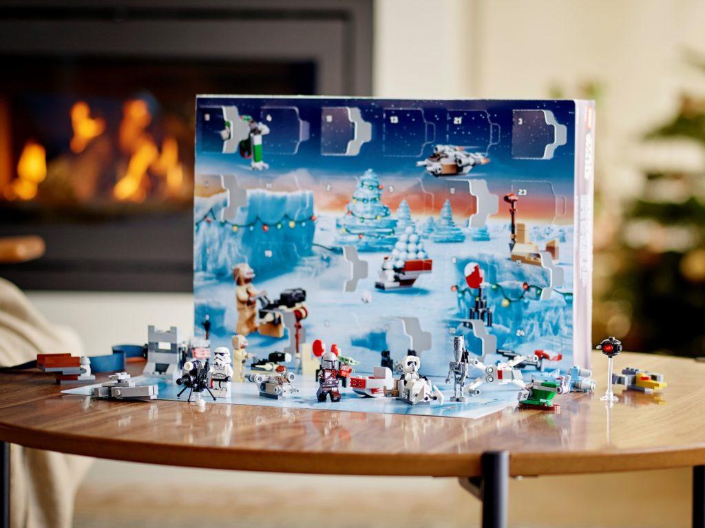 LEGO Star Wars 75307 Adventskalender 2021 | ©LEGO Gruppe