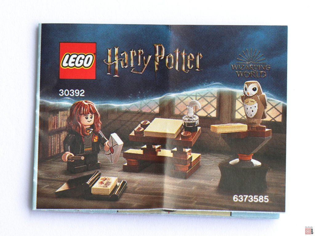 Bauanleitung LEGO 30392   ©Brickzeit