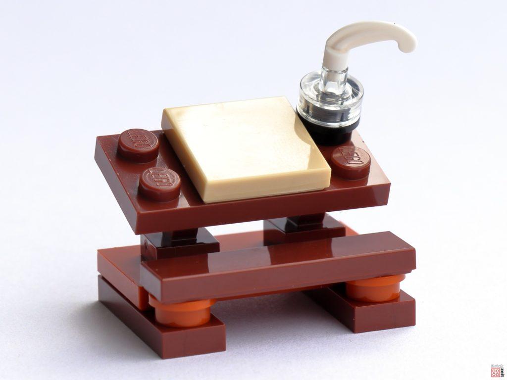 Schreibtisch von Hermine   ©Brickzeit