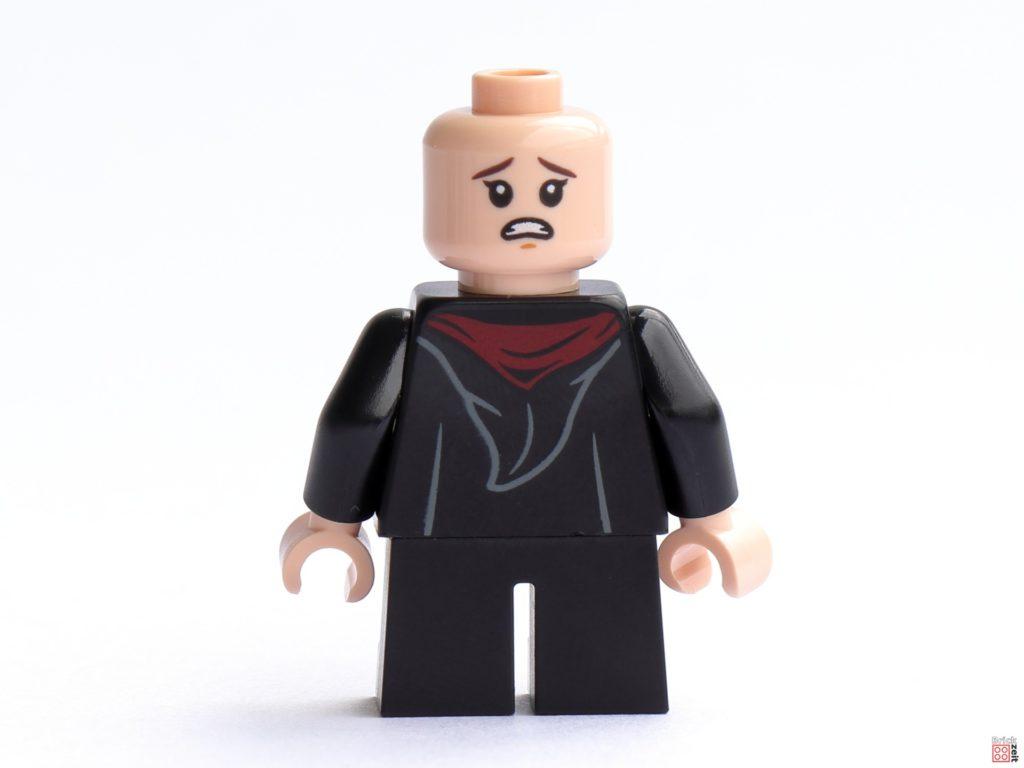 LEGO Hermine ohne Haare, Rückseite   ©Brickzeit
