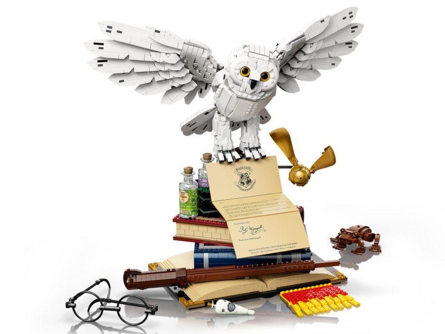 LEGO Harry Potter 76391 Hogwarts Ikonen - Sammler-Edition | ©LEGO Gruppe
