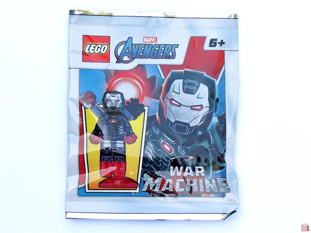LEGO Marvel War Machine Polybag Item-Nr.: 242107 | ©Brickzeit