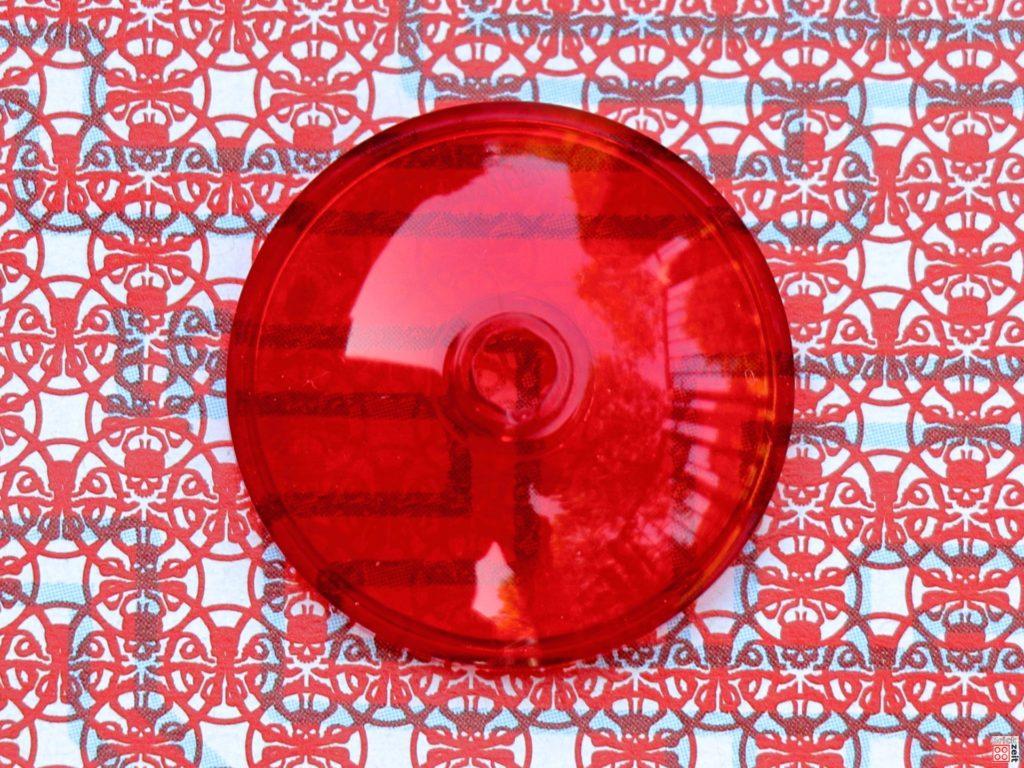 Rote Schüssel löst Geheimrätsel