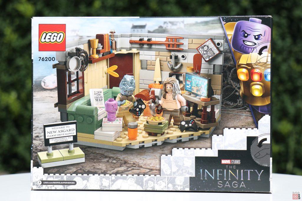 Packung, Rückseite - LEGO 76200 Bro Thors neues Asgard | ©Brickzeit