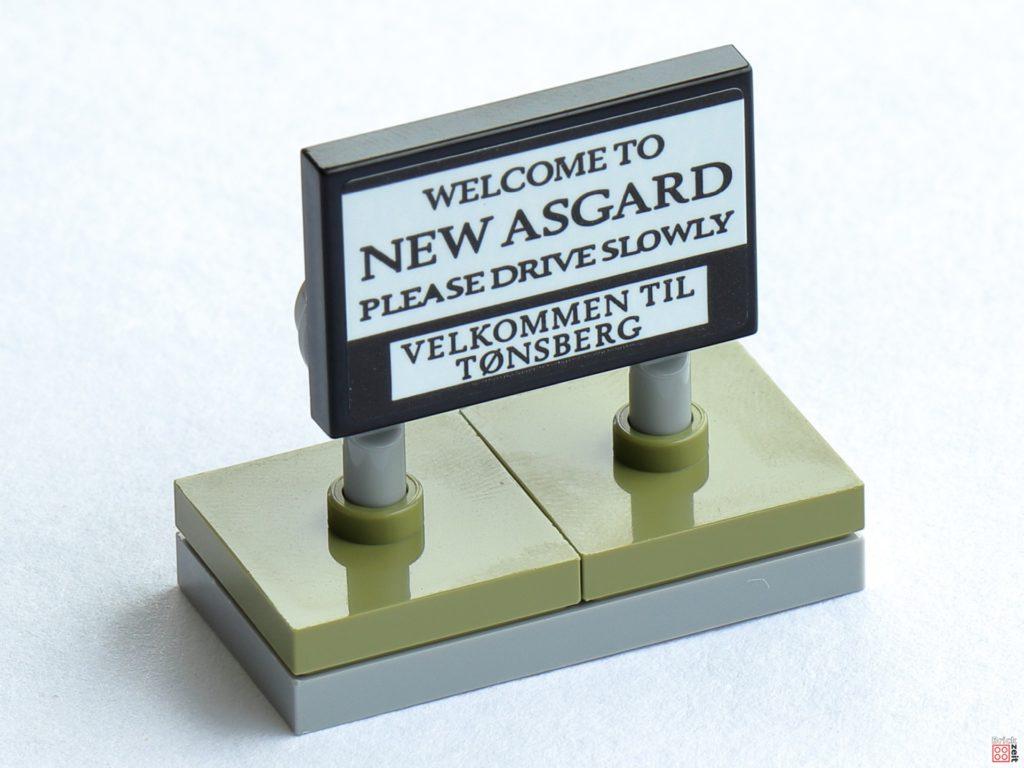 Willkommen in Neu Asgard | ©Brickzeit