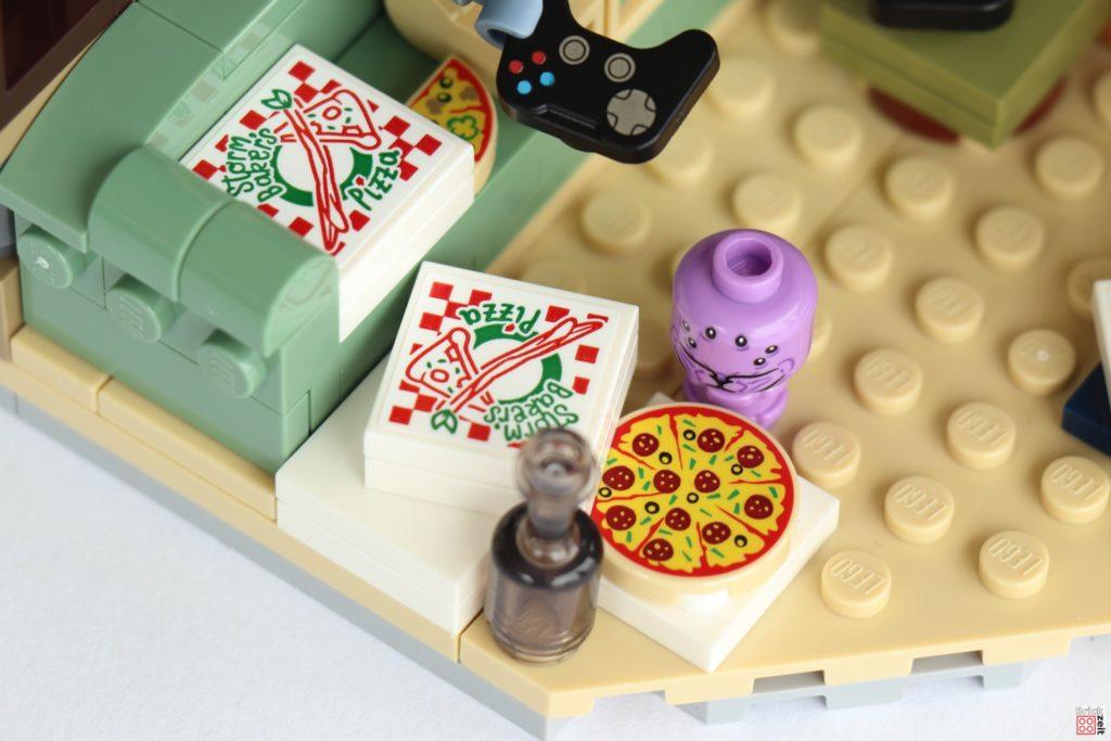 Wie alt sind die Pizzen wohl schon | ©Brickzeit