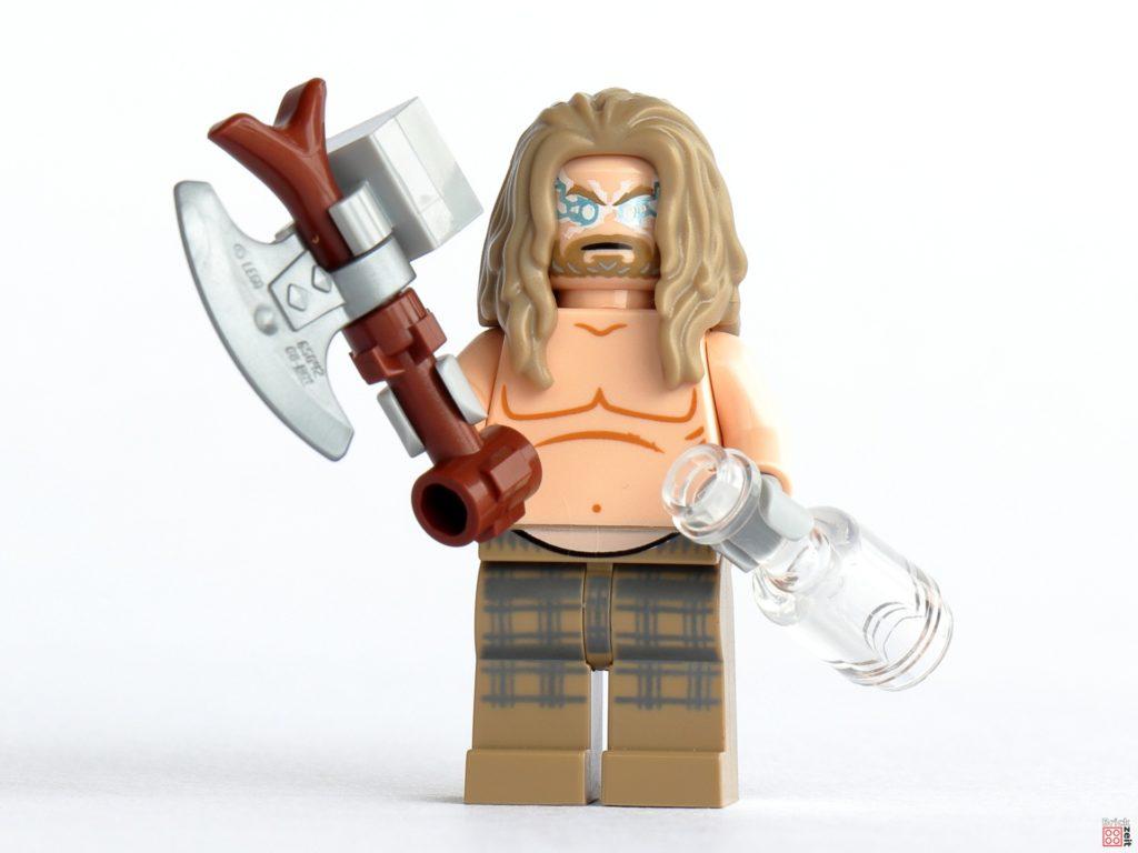 Der dicke Thor ist sauer | ©Brickzeit