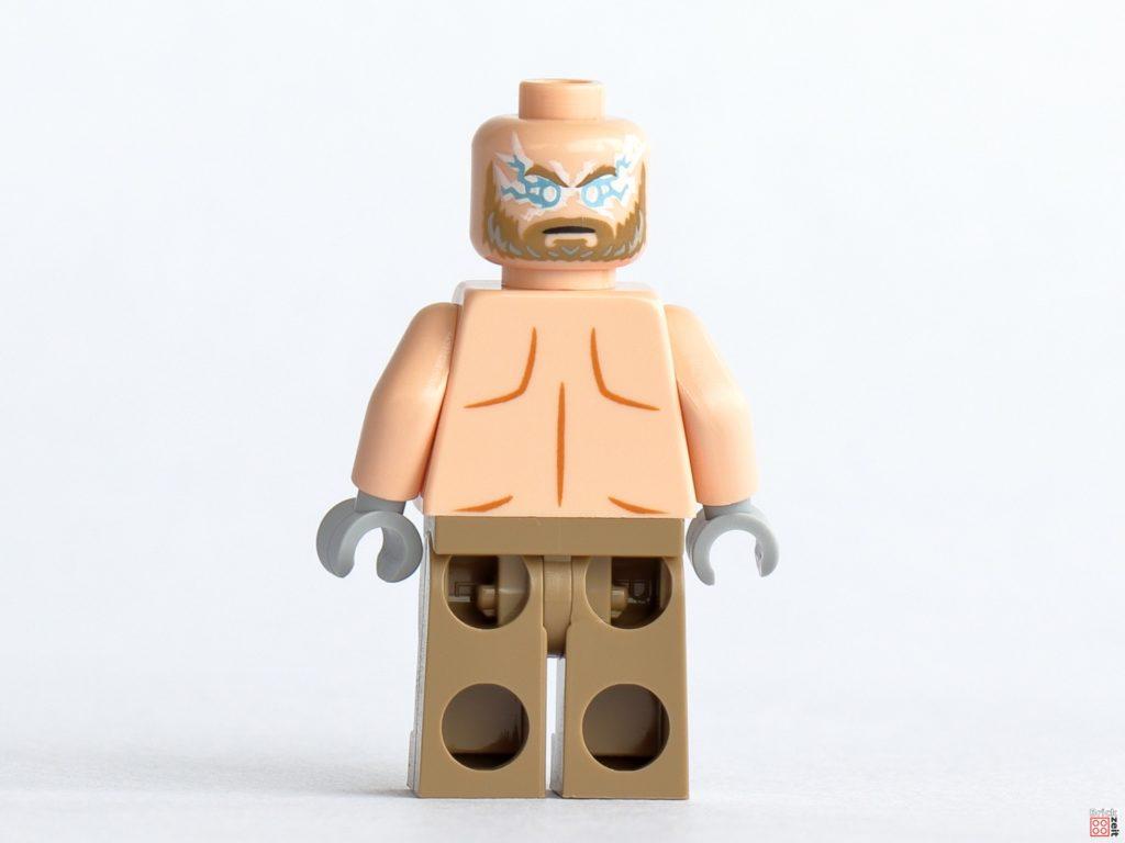 LEGO 76200 - Thor ohne Haare, Rückseite | ©Brickzeit