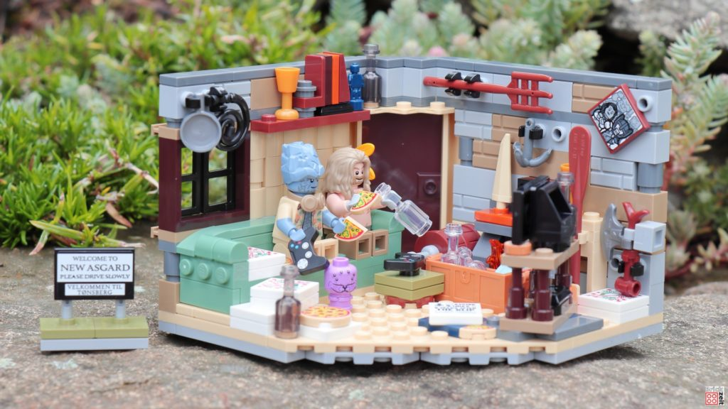 LEGO Marvel 76200 Bro Thors neues Asgard | ©Brickzeit