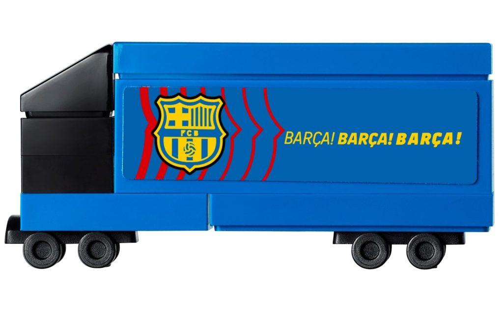 LEGO 10284 Camp Nou - FC Barcelona   ©LEGO Gruppe