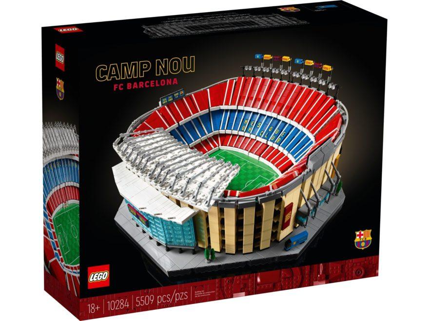 LEGO 10284 Camp Nou - FC Barcelona | ©LEGO Gruppe