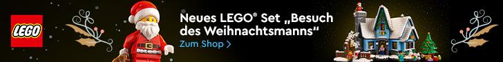 LEGO 10293 Besuch vom Weihnachtsmann im LEGO Online Shop
