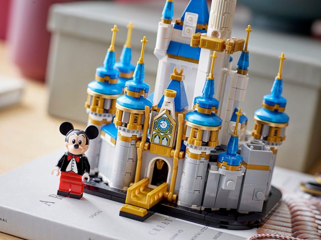 LEGO 40478 kleines Disney Schloss | ©LEGO Gruppe