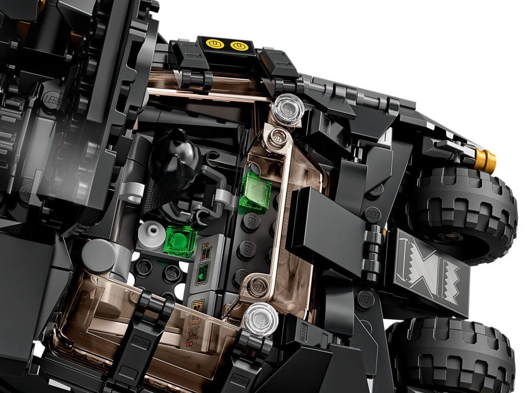 LEGO 76239 Batmobile Tumbler: Duell mit Scarecrow | ©LEGO Gruppe
