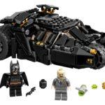LEGO 76239 Batmobile Tumbler: Duell mit Scarecrow ab 1. Oktober 2021 verfügbar