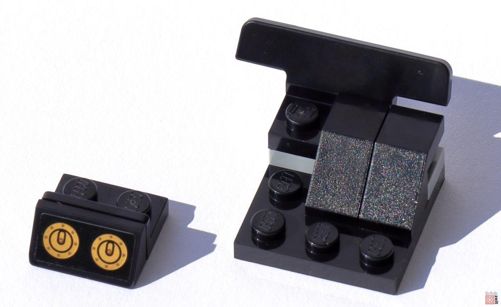 Tankdeckel und Seitenteil   ©Brickzeit