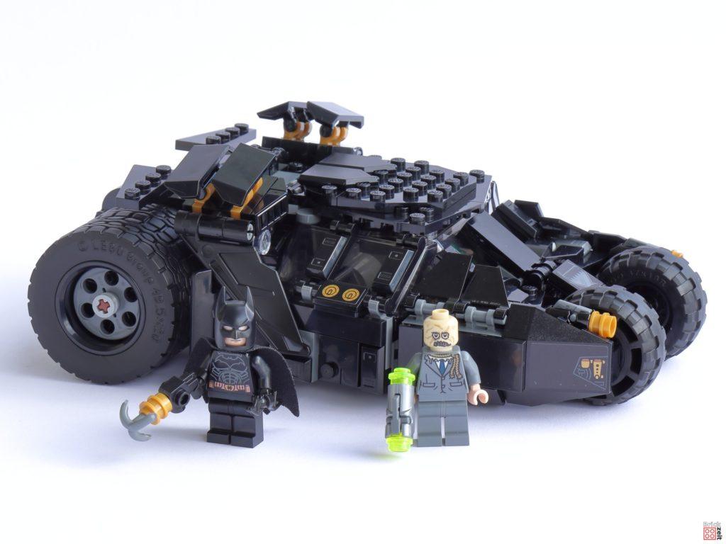 LEGO 76239 Tumbler mit Batman und Scarecrow   ©Brickzeit