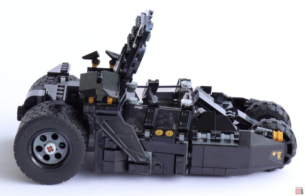 LEGO Tumbler mit offenem Cockpitdach   ©Brickzeit