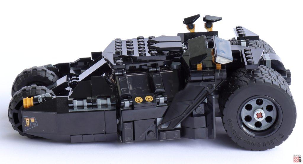 LEGO 76239 Tumbler - linke Seite   ©Brickzeit