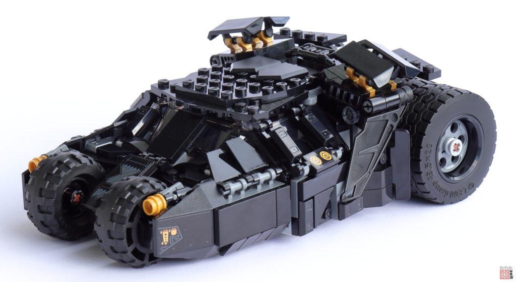 LEGO 76239 Tumbler - links, vorne   ©Brickzeit