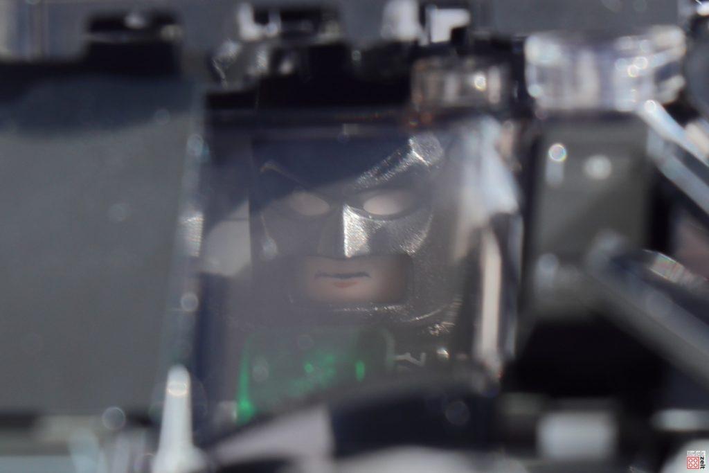 LEGO Batman im Tumbler   ©Brickzeit