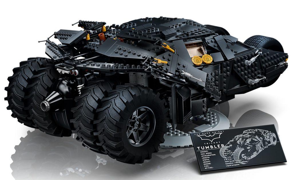 LEGO 76240 Batmobile Tumbler | ©LEGO Gruppe