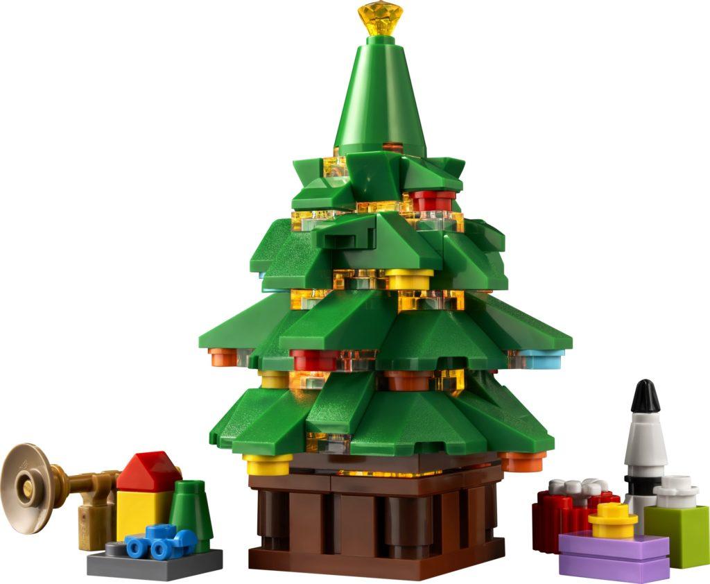 LEGO 10293 Besuch des Weihnachtsmanns   ©LEGO Gruppe