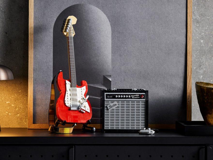 LEGO Ideas 21329 Fender Stratocaster | ©LEGO Gruppe