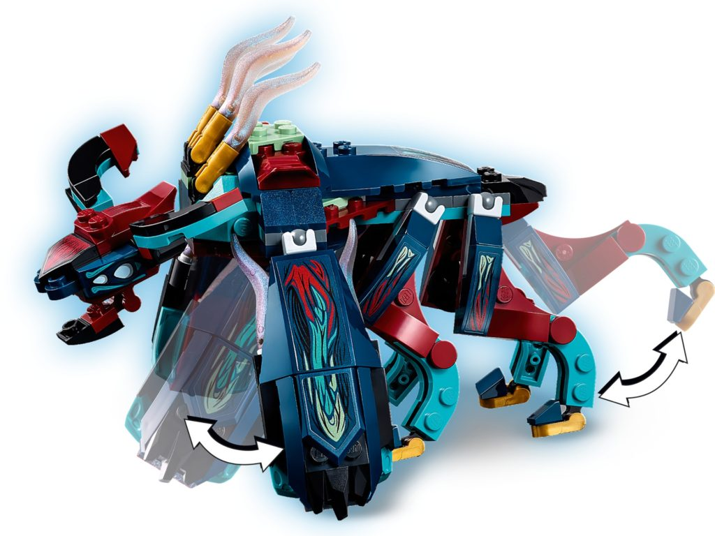 LEGO Marvel 76154 Hinterhalt des Deviants!   ©LEGO Gruppe